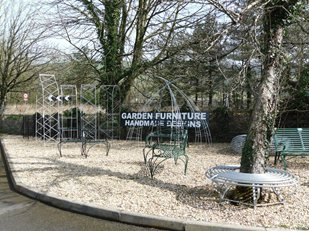Gates Railings and Garden Furniture from Dean Forge