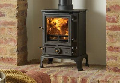 Stovax Brunel-1-A_4kW-multi-fuel stove