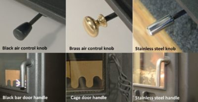 Dean Stoves Door Handles & Control Knobs