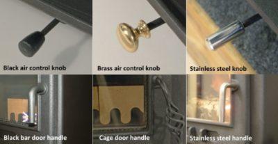 Dean Stoves Door Handles & Control Knobs