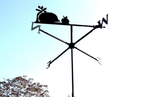 Weather Vanes hand produced by Dean Forge, various end of range patterns.