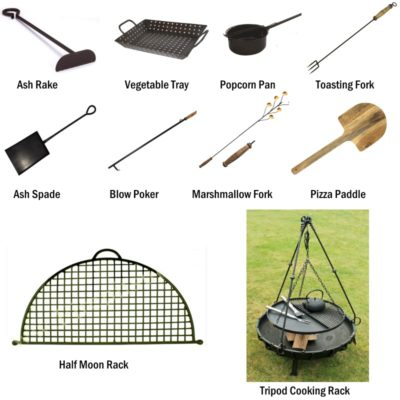 Firepit Accessories