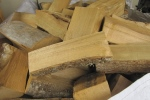 Barn or Kiln dried wood