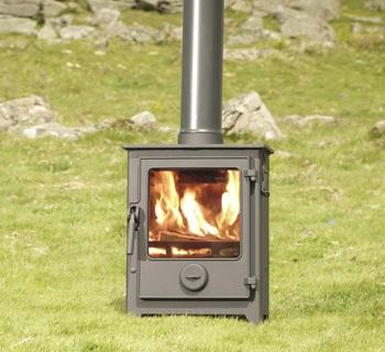 Dartmoor 5 Dean Stove
