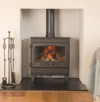Croft Clearburn Slimline 5 Eco Wood burning stove