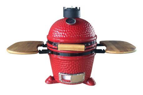 12 inch Red Devil Ceramic Barbeque