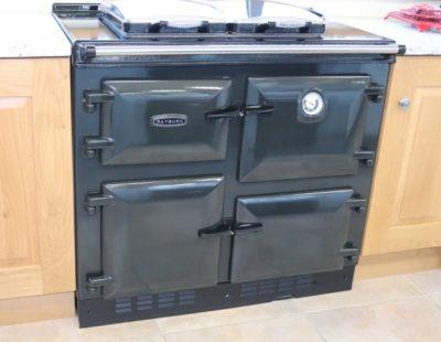 Rayburn 600K ex display oil fired range cooker. RRP £6545.00 inc vat