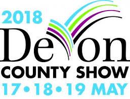 Devon County Show 17th 18th 19th May 2018