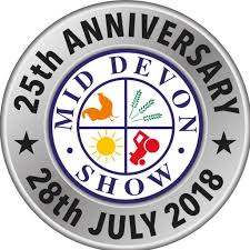 Mid Devon Show 28th July 2018