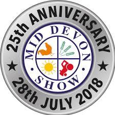 Mid Devon Show 28th July 2018