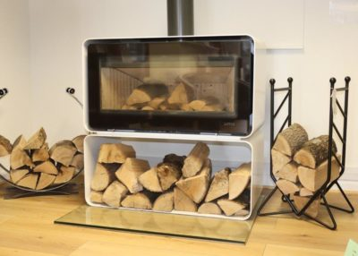 The Lotus Living is an elegant freestanding wood burning fire. With a highly efficient heat output, this sophisticated wood burning fire will create a focal feature in many contemporary living spaces.