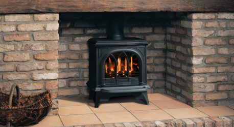 Gazco-Huntingdon-30-3.7KW Gas Stove