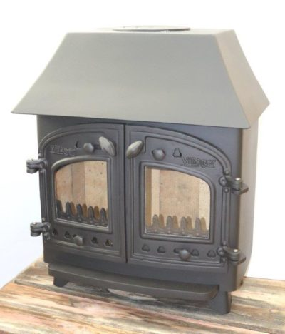 Refurbished-Village-B-8kW-stove